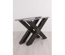 Пара ніжок для журнального столика в стилі LOFT (Furniture-07)