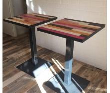 Барний стіл в стилі LOFT (Bar Table-02)