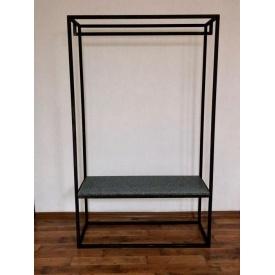 Стійка-вішалка для одягу в стилі LOFT (Hanger - 70)