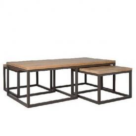 Журнальные столики в стиле LOFT (Table - 673)