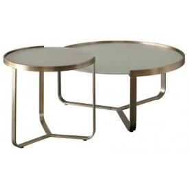 Комплект журнальных столиков в стиле LOFT (Table - 523)