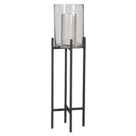Напольный подсвечник в стиле LOFT (Lamp-15)