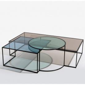 Журнальный столик в стиле LOFT (Table - 502)