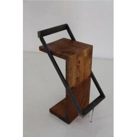 Барний стілець в стилі LOFT (Bar Stool-07)