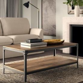 Журнальный столик в стиле LOFT (Table-727)