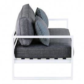 Лаунж кресло в стиле LOFT (Armchair-49)