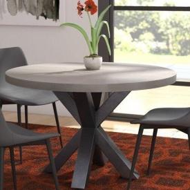 Обеденный стол в стиле LOFT (Table-106)