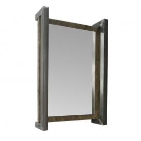 Настенное зеркало в стиле LOFT (Mirror-06)