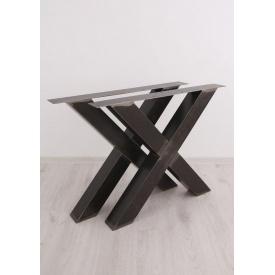 Пара ножек для журнального столика в стиле LOFT (Furniture-07)
