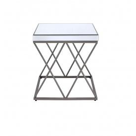 Журнальный столик в стиле LOFT (Table-740)