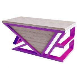Барний стіл в стилі LOFT (Bar Table-45)