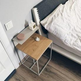 Прикроватный столик в стиле LOFT (Table - 344)
