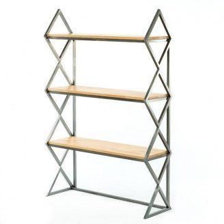 Стеллаж для хранения в стиле LOFT (Rack - 012)