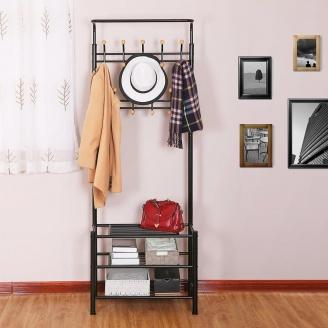 Стійка для одягу в стилі LOFT (Hanger - 21)