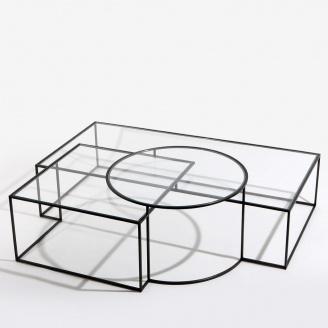 Журнальний столик у стилі LOFT (Table - 719)