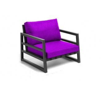 Лаунж кресло в стиле LOFT (Armchair - 57)