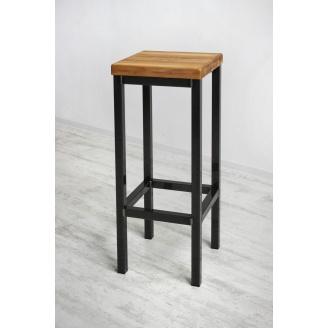 Барний стілець в стилі LOFT (Bar Stool - 47)