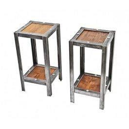 Барний стілець в стилі LOFT (Bar Stool - 01)