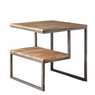 Приставной столик в стиле LOFT (Table - 930)