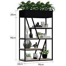 Підставка для квітів-стелаж в стилі LOFT (Support for Flowers - 40)