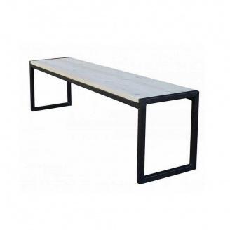 Обеденная скамейка в стиле LOFT (Bench - 34)
