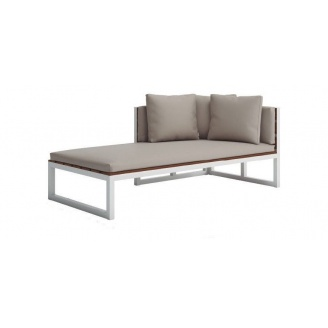 Модульний диван-шезлонг в стилі LOFT (Deck chair - 09)