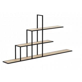 Навісна полиця в стилі LOFT (Wall Shelf-06)