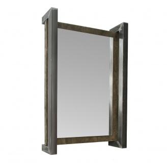 Настінне дзеркало в стилі LOFT (Mirror-06)