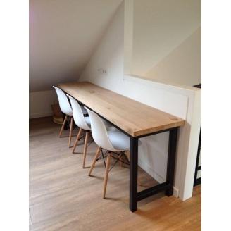 Письмовий стіл в стилі LOFT (Office Table-044)