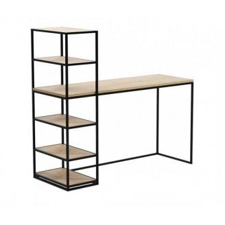 Письмовий стіл в стилі LOFT (Office Table-009)