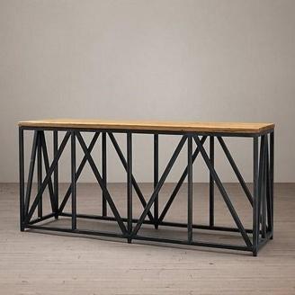 Барна стійка в стилі LOFT (Bar Table-11)