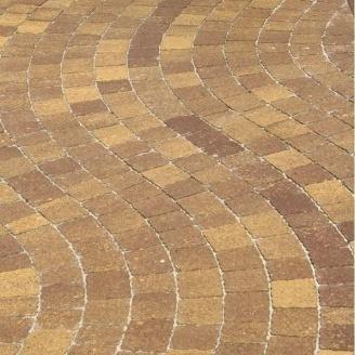 Тротуарная плитка Золотой Мандарин Креатив 60 мм генуя