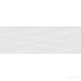 Керамічна плитка Geotiles Blancos Blanco Mate Rlv 10х1200х400 мм