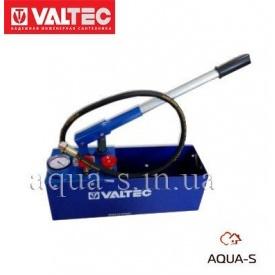Насос опрессовочный ручной VALTEC пресс ручной 60 Bar VT.ER60