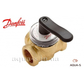 Трехходовой клапан DANFOSS HRB 3 DN 25 065Z0406