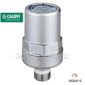 """Гаситель гідроударів мембранний CALEFFI Dn 1/2"""" 0,155 л для систем опалення"""