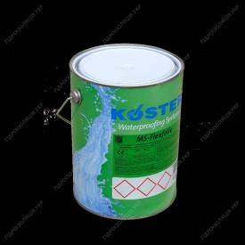Гибридная и полимерная гидроизоляция KOSTER MS Flexfolie 6 кг