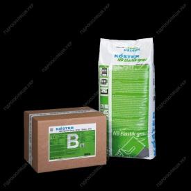 Гидроизоляция на минеральной основе KOSTER NB Elastik grau 33 кг