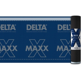 Подкровельная диффузионная мембрана DELTA®-MAXX X