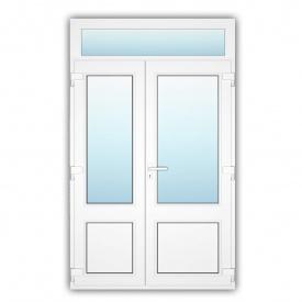 Входные двери пластиковые OpenTeck DeLuxe 1500х2400