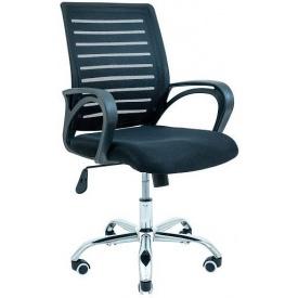 Кресло офисное Richman Флеш 940х1030х490х520 мм сетка черная