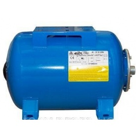 Гидроаккумуляторы для систем водоснабжения Elbi AFH 50 50 л горизонтальный