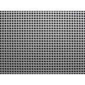Перфорированный лист сталь DC01 1 мм