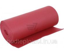 Полотно Verdani шумоизоляционное 5 мм 0,6х12 м красное