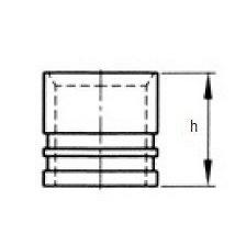 Гільза RAUTHERM S для запресовки 17х2,0