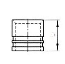 Гільза RAUTHERM S для запресовки 14х1,5