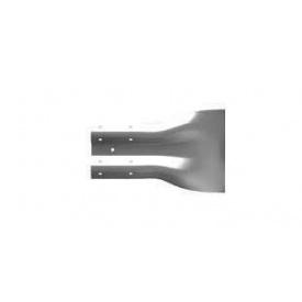 Элемент концевой ЭК-1 оцинкованная 3 мм