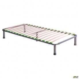 Каркас ліжка розбірної 800х2000/16 Комфосон алюм 5 ніжок