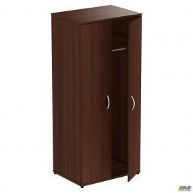 Шкаф для одежды МГ-902 (806х580х1844мм) орех темный