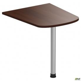Стол приставной МГ-311 (800х720х750мм) орех темный